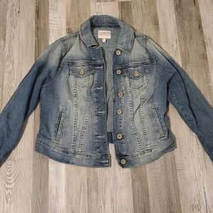 Torrid Denim Jacket